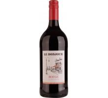 Вино LE BONJOUR красное сухое 1л
