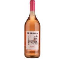 Вино LE BONJOUR рожеве сухе 1л (3263286316020)