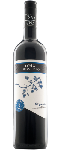 Вино красное сухое DNA CLASSIC Tempranillo DO Valencia