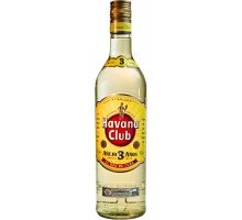 Ром Havana Club Anejo 3 years 40% 0.7л (8501110080231)