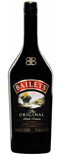 Ликер Baileys (Бэйлис) Original Irish Cream 17% 0.5л (5011013100170)