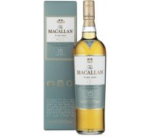 Виски Macallan Fine Oak 15 лет 0.7л (5010314049300)
