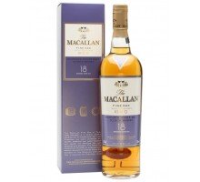 Виски Macallan Fine Oak 18 лет 0.7л (5010314049409)