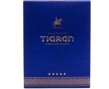 Коньяк армянский Тигран 5 лет 40% 0,5л (В подарочной коробке)