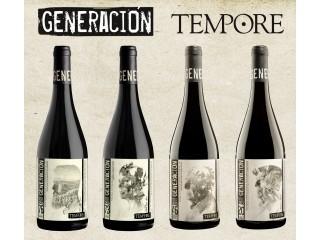 Встречайте новинку - Испанское органическое вино TEMPORE GENERACION!!!