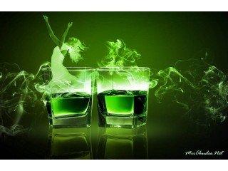 Абсент – один из самых загадочных алкогольных напитков